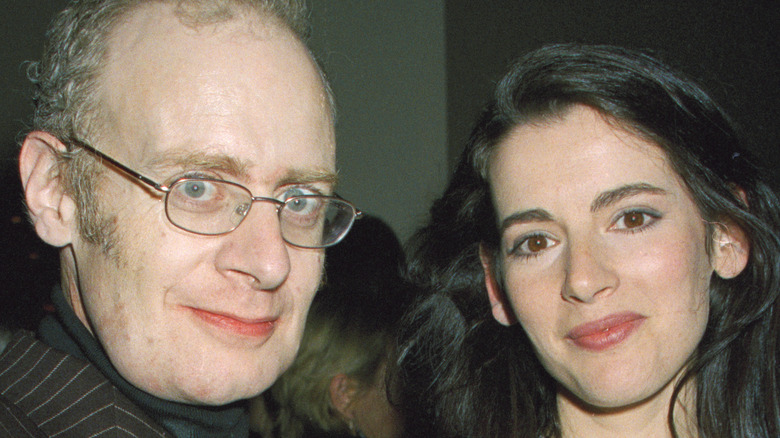 John Diamond and Nigella Lawson