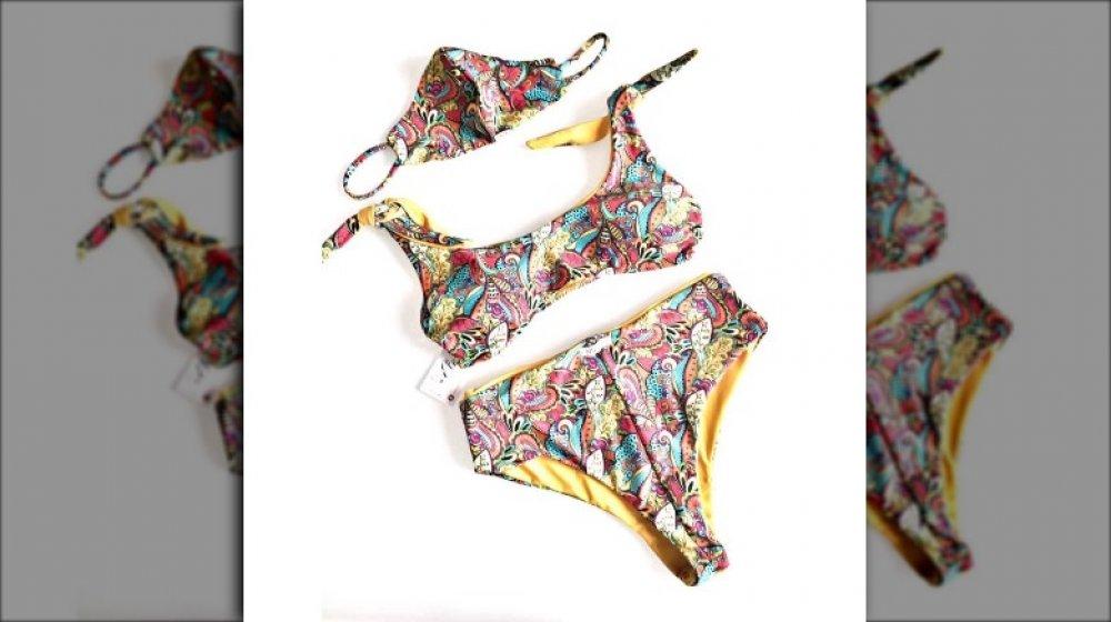 Trikini swimwear