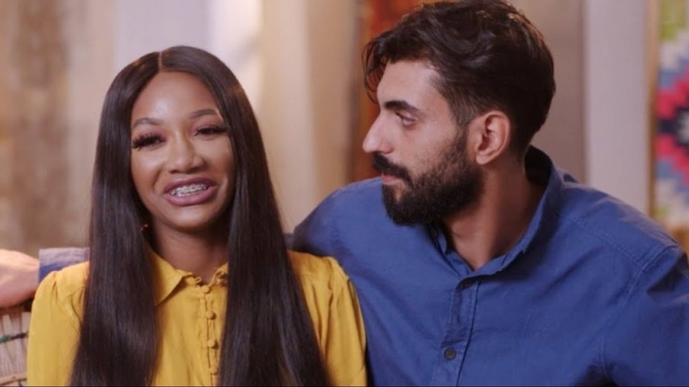 90-Day Fiance Brittany and Yazan