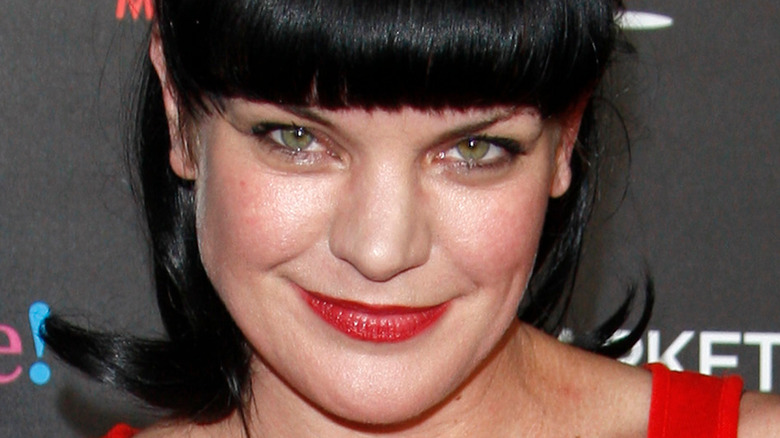 """Pauley Perrette plays Abby on """"NCIS"""""""