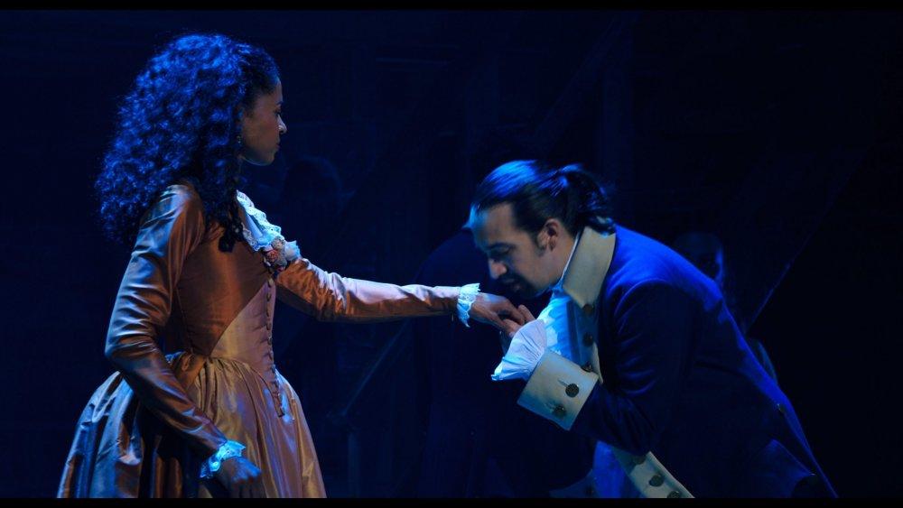 Alexander Hamilton and Angelica Schuyler