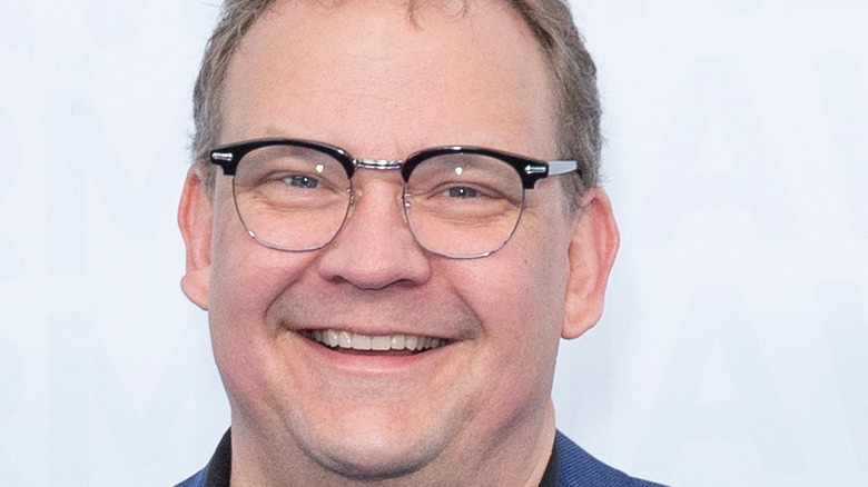Andy Richter smiling