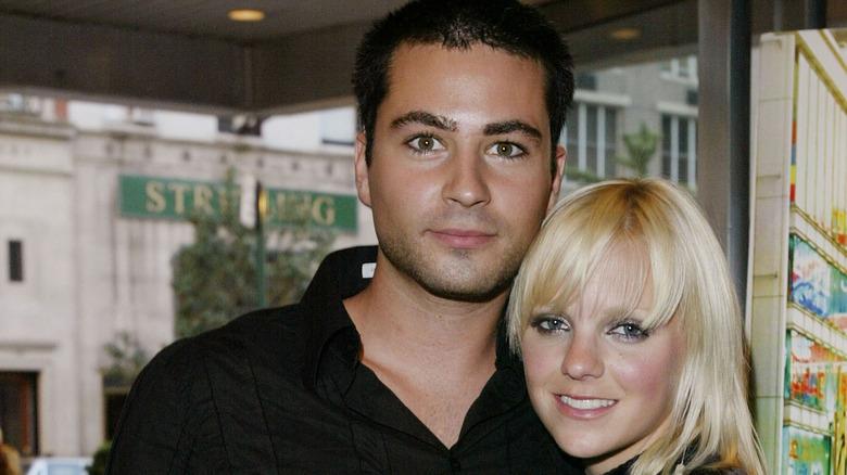 Ben and Anna at an event