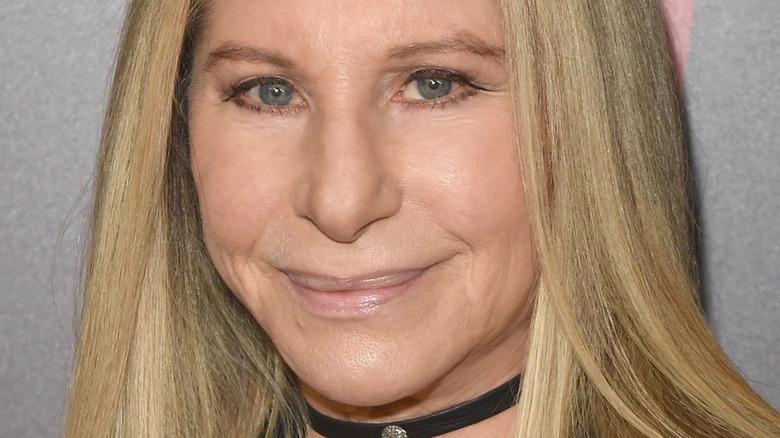 Barbra Streisand at event