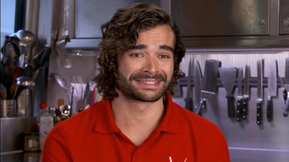 Chef Kiko Lorran from Below Deck Med