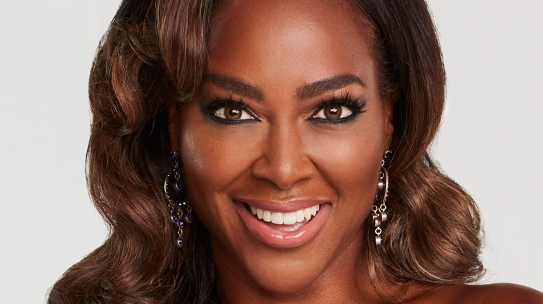 Kenya Moore in a promotional image from 'Dancing With The Stars'