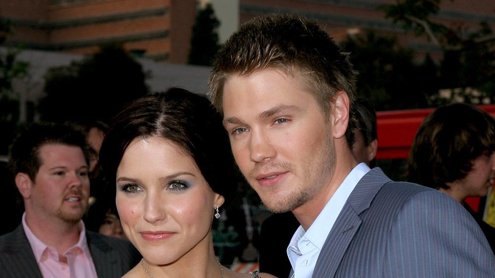 Sophia Bush and Chad Michael Murray