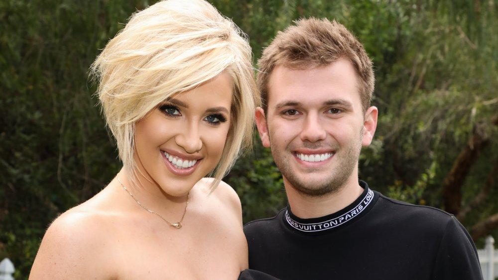 Chase and Savannah Chrisley