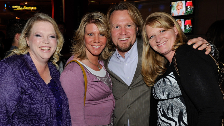 """Christine from """"Sister Wives"""""""