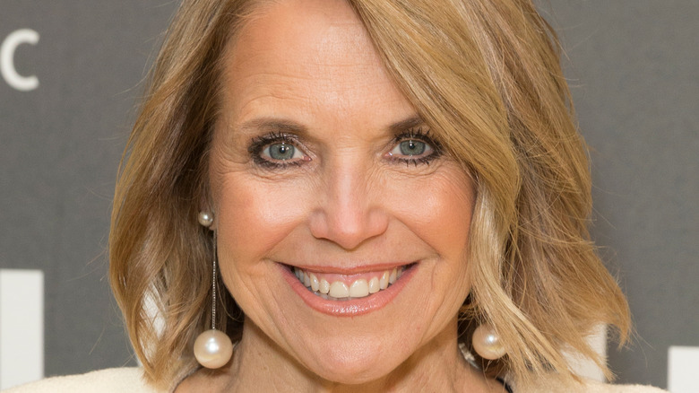 Katie Couric at an event