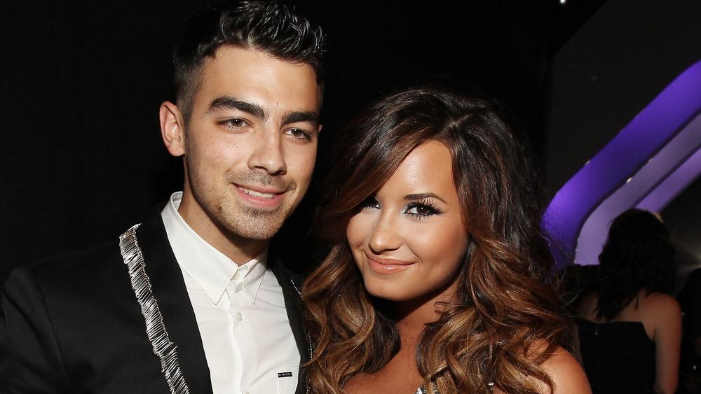 Demi Lovato and Joe Jonas in 2011