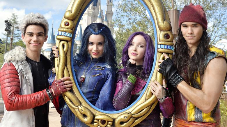 Disney's Descendants cast