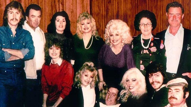 the parton family