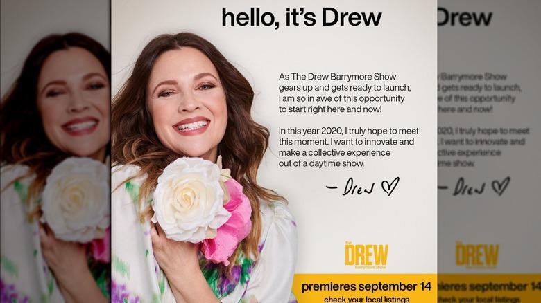 Drew Barrymore Show promo