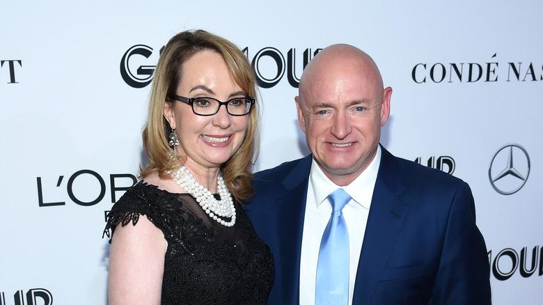 Gabby Giffords and Mark Kelly