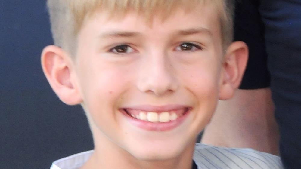 Grayson Chrisley smiling