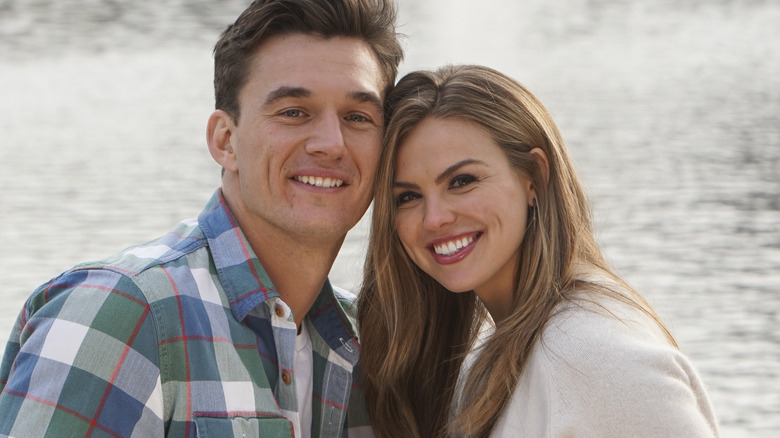 The Bachelorette's Tyler Cameron and Hannah Brown