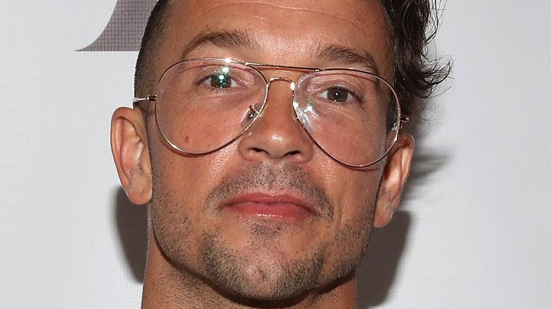Carl Lentz glasses