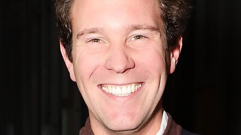 Jack Brooksbank smiling