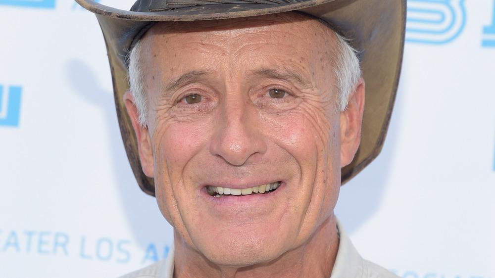 Jack Hanna smiling