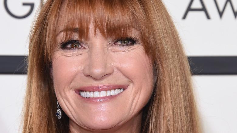 Jane Seymour smiling