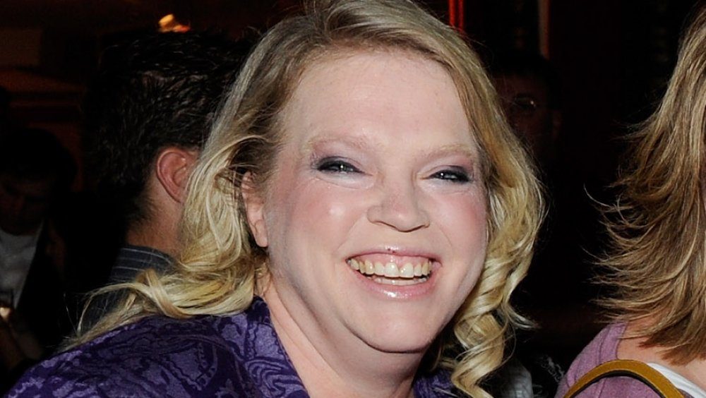 Janelle from Sister Wives