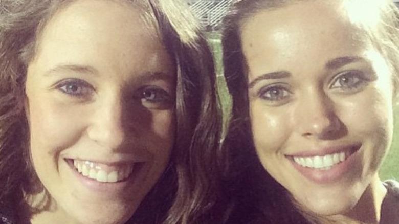 Jessa Seewald and Jill Dillard smiling