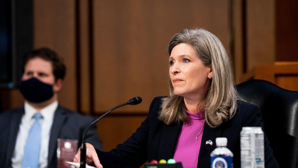 Joni Ernst in the Senate