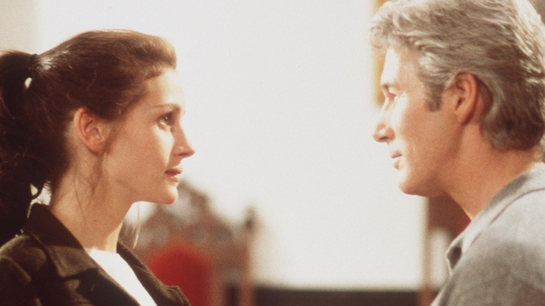 Julia Roberts and Richard Gere in The Runaway Bride