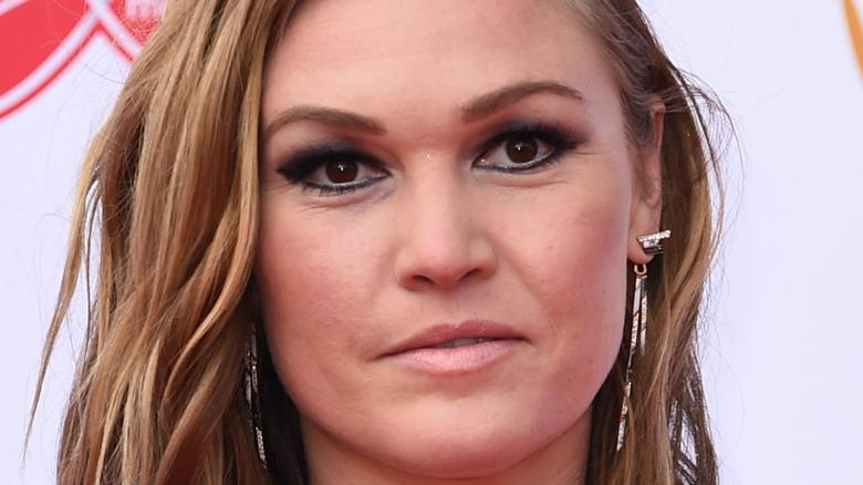 Julia Stiles eyeliner