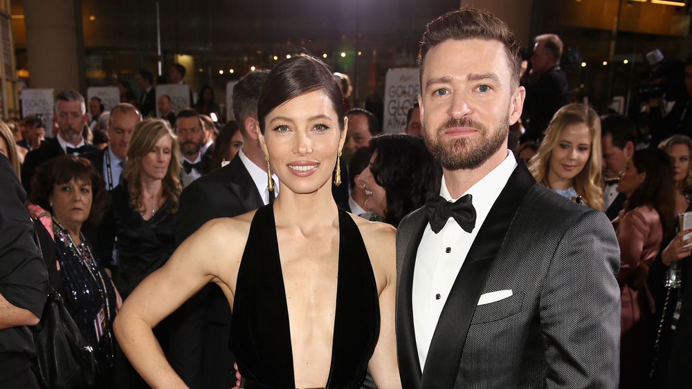 The Truth About Justin Timberlake And Jessica Biel's Insanely Glamorous Life