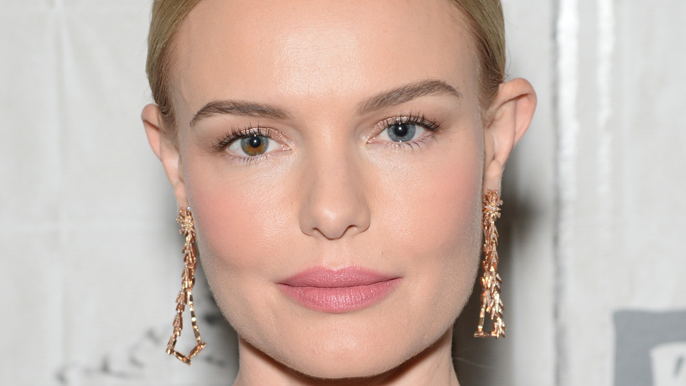 Actor Kate Bosworth grinning