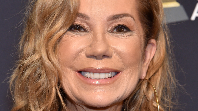 Kathie Lee Gifford attending an event