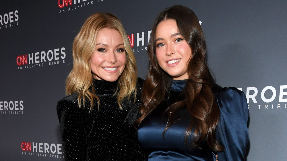 Kelly Ripa and her daughter Lola Consuelos