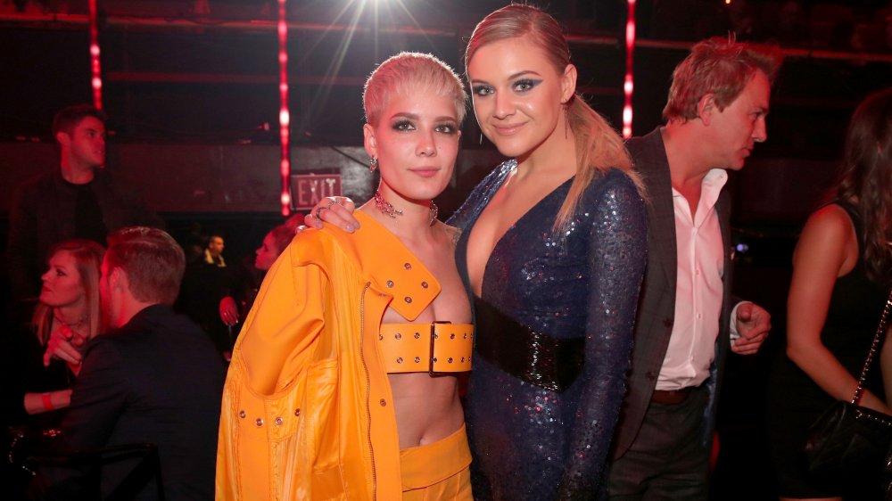 Halsey and Kelsea Ballerini