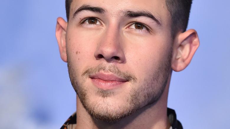 Nick Jonas red carpet