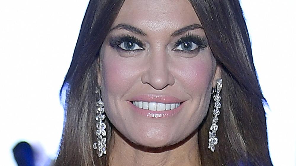 Kimberly Guilfoyle smiling