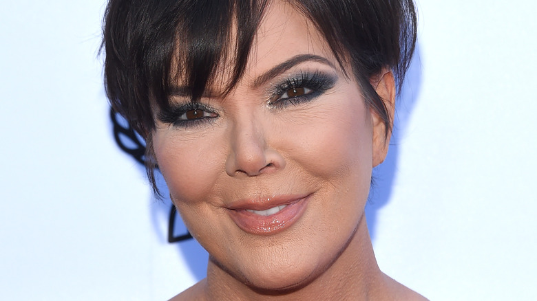 Kris Jenner at an event in Beverly Hills