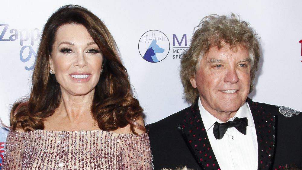 Lisa Vanderpump and her husband Ken Todd