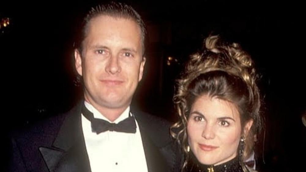 Lori Loughlin and  Michael R. Burns