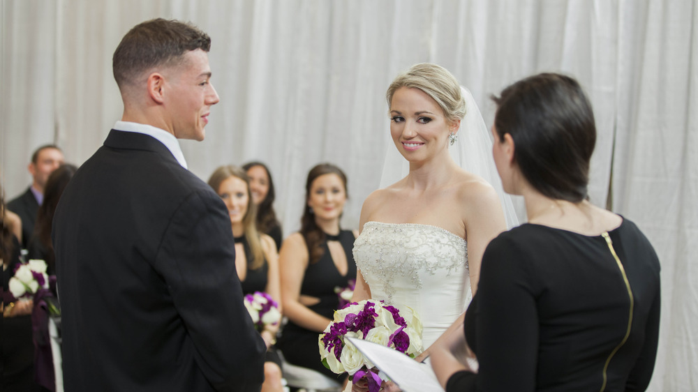 Cortney Hendrix, Married at First Sight