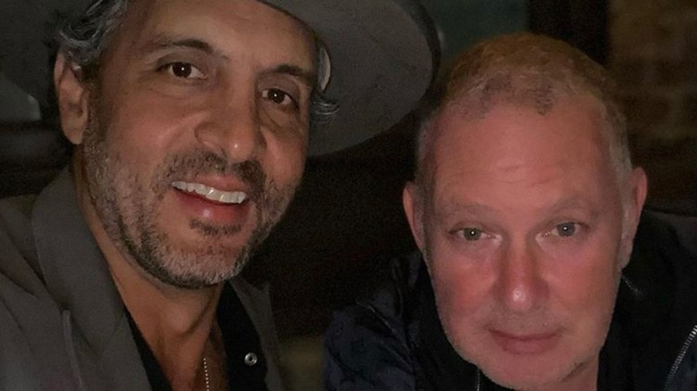 Mauricio Umansky and PK Kemsley