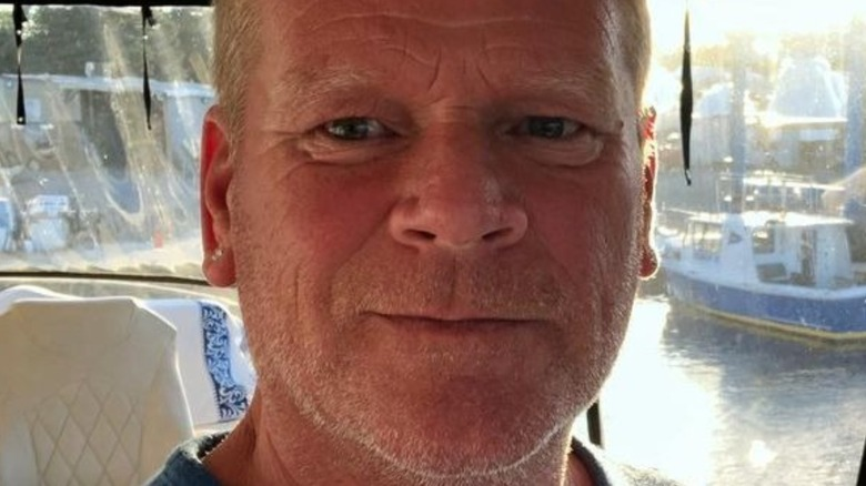 Mike Holmes close-up