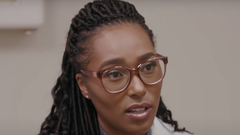Dr. Ebonie Vincent from 'My Feet Are Killing Me'