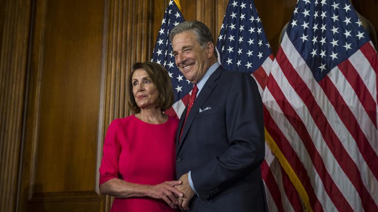 Nancy Pelosi Paul Pelosi