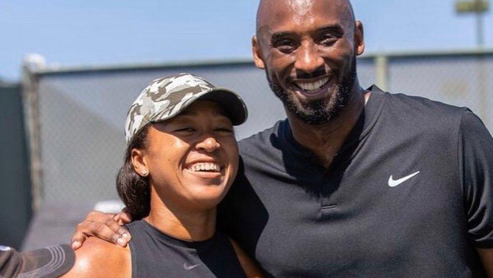 Naomi Osaka Kobe Bryant