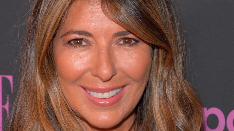 Nina Garcia smiling