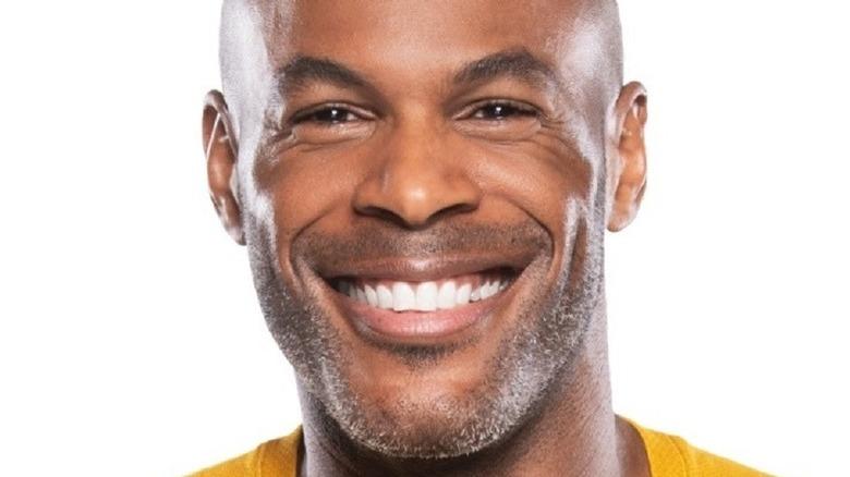 Adrian Williams smiling