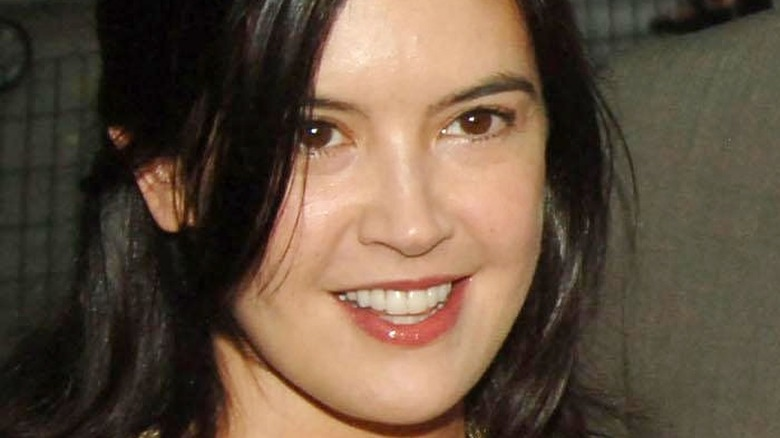Phoebe Cates at film premiere