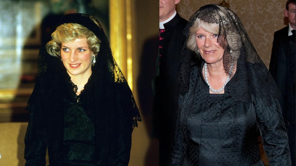 Diana and Camilla